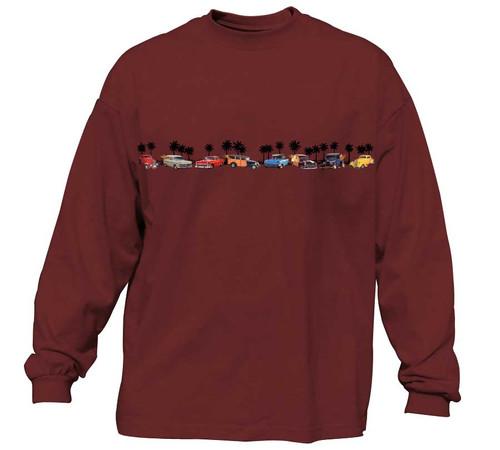California Dreamin Long Sleeve T-Shirts | Classic Fit