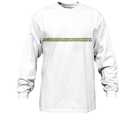 Palm Tapa | Long Sleeve Tee | Pro Fit