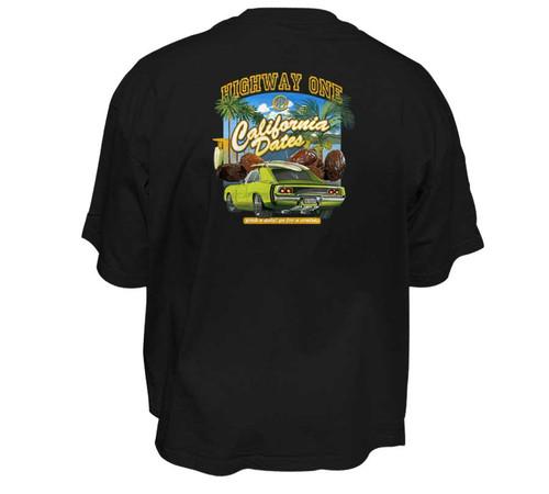 California Dates Heavy T-Shirt | Classic Fit