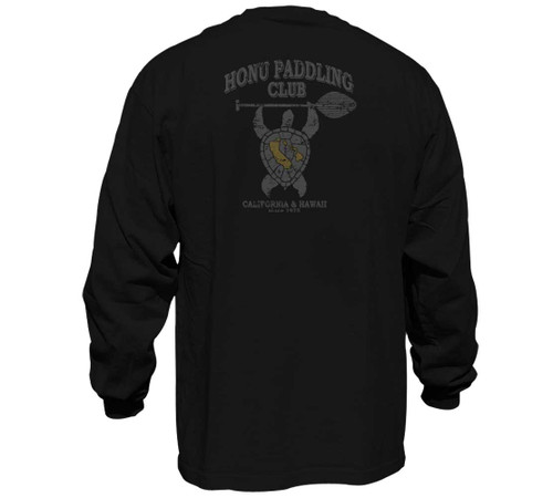 Honu Paddle Club | Long Sleeve Shirt for Men | Pro Fit