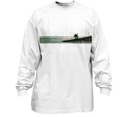 The Pier Long Sleeve T-Shirt | Tall Fit