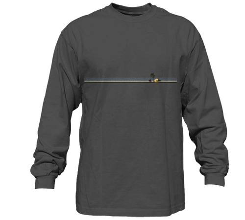 Palm Band Long Sleeve Tee | Pro Fit
