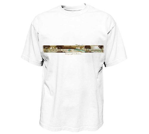 Waikiki Lagoon Heavy T-Shirt | Pro Fit