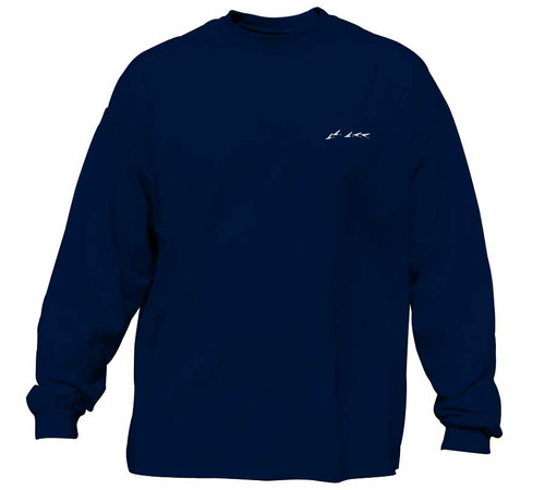 Fly-Fishing Heavyweight Tee | Classic Fit | Long Sleeve