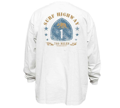 Highway 1 | Long Sleeve | Tall Fit