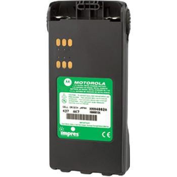 HNN4002A HNN4002 - Motorola Original NiMH IMPRES 1800mah FM Intrinsically Safe Battery