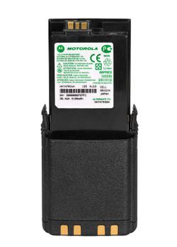 NNTN7033A NNTN7033 - Motorola APX Series IMPRES Battery - LiIon IS IP67 4100mah