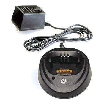 PMPN4173A PMPN4173 WPLN4138 - Motorola Single-Unit Rapid Charger US-Plug CP200 Series