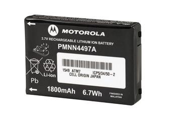 PMNN4497A PMNN4497 - Motorola 3.7v 1800 mAh CLS Series Battery, CLS1110 CLS1410