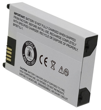 BP5571LI-1 - Power Products BATTERY FOR MOTOROLA CLS1110 - 3.7V / 1200 mAh / 4.3 Wh / Li-Ion