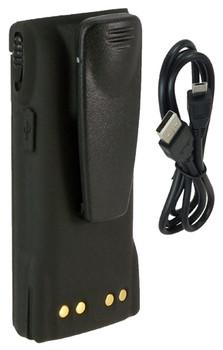 G2G9013 - GOOD 2 GO USB BATTERY FOR MOTOROLA HT750 - 7.4V / 2000 mAh / 14.8 Wh / LiPo