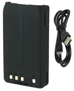 G2GKNB57 - GOOD 2 GO USB BATTERY FOR KENWOOD TK2140 - 7.4V / 2000 mAh / 14.8 Wh / Li-Ion