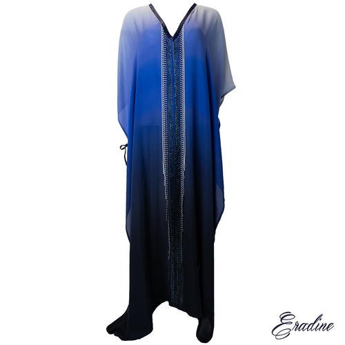 Limited edition Nereid beaded ombre in Blue.