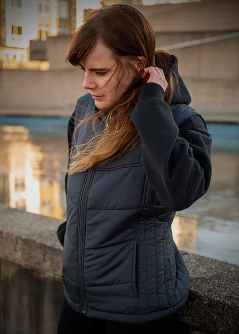 The Liberty - Women's Padded Vest