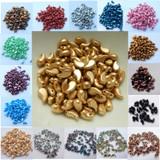 Zoliduo Right Option Jet Metallics (30 Beads) - Choose Color Option