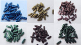 Czechmate Beam 30 Beads Metallic Suede Finishes - Choose Colors