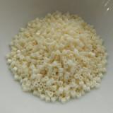 1.8mm Miyuki Cube 10g Cream Ceylon Glass Seed Bead No. 421