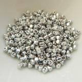 Minos Par Puca® 5 grams - Argentees - 2.5x3mm Cylinder Czech Glass Beads