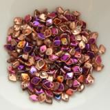 5mm Dragon® Scale Drop 5 grams Crystal Sliperit Czech Glass Beads
