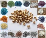 Firepolish 4mm Czech Glass Special Full Coat Colors (100 beads) - Choose Colors