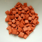 5MM Tila 5 grams Two Hole Beads Burnt Sienna Miyuki No. 2315