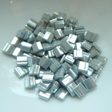5MM Tila 5 grams Two Hole Beads Galvanized Gray Luster Miyuki No. 1865