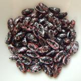 25 Beads - Chilli 4x11mm 2-Hole - Tweedy Pink - Preciosa Czech Glass Beads