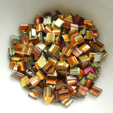 Tila 5 grams Crystal Marea 2-Hole 5mm Square Miyuki Beads No. 4551