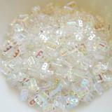 5 grams - Piros® par Puca® Paris - Crystal AB - Czech Glass