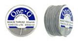 Light Gray TOHO One-G Nylon Beading Thread 50 Yard Spool - (1 Spool)