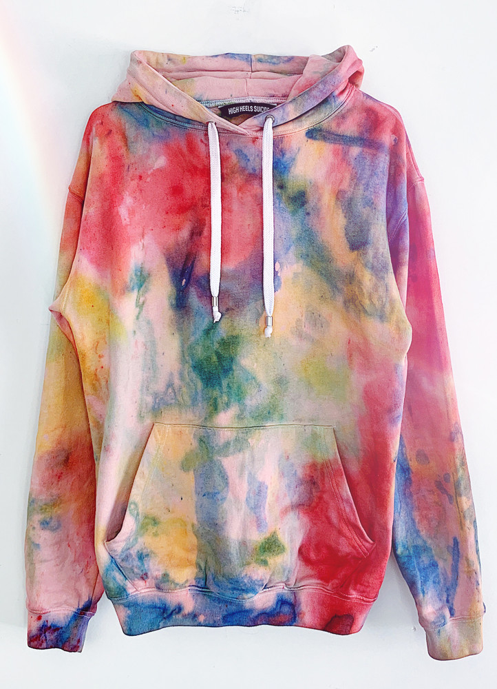 FEEL THE RAINBOW HOODIE