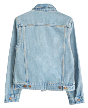 PLAIN BABE DENIM JACKET
