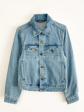 GIRL GANG MEMBER DENIM JACKET