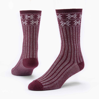 Organic Wool & Cotton Socks - Sweater