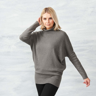 Organic Cotton - Pointelle Sweater