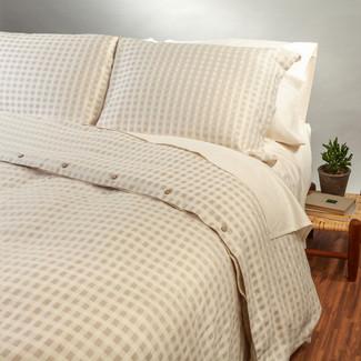 Organic Cotton/Linen - Duvet Cover