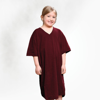 Organic Cotton Kids' Nightshirt & Socks - Clearance