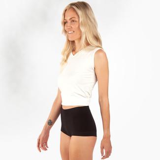 Organic Cotton Essentials - Women's Boy Shorts 2 Pak