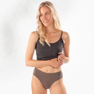Organic Cotton Essentials - Women's Bikini 2 Pak