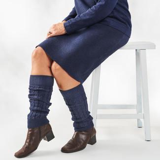 Organic Cotton - Knit Legwarmers