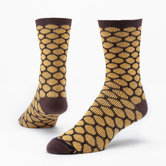 Organic Cotton Socks - Dress Bee Keeper