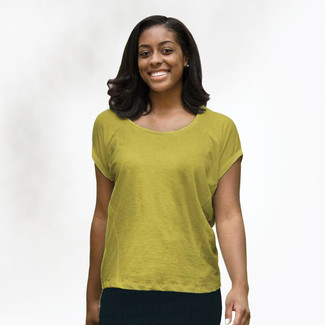 Organic Cotton Slub Tee - Clearance