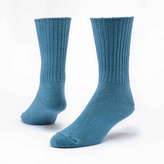 Organic Cotton Crew Socks - Classic