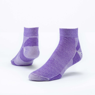 Organic Wool Socks - Urban Hiker Ankle