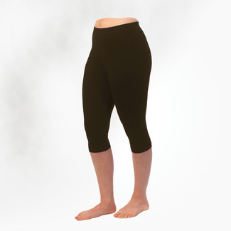 Organic Cotton Capri Leggings - Clearance