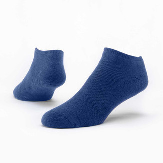 Organic Cotton Socks - Solid Footie