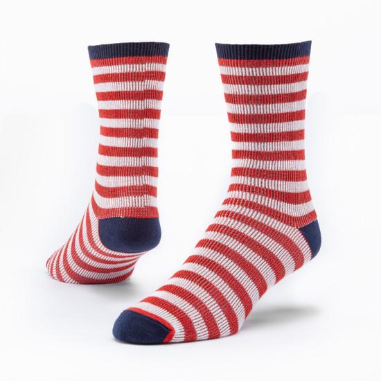Organic Cotton Socks Stars & Stripes
