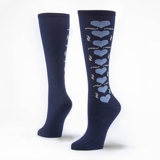 Organic Cotton Socks - Knee Hi Love