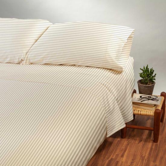 Organic Cotton - Percale Sheet Set