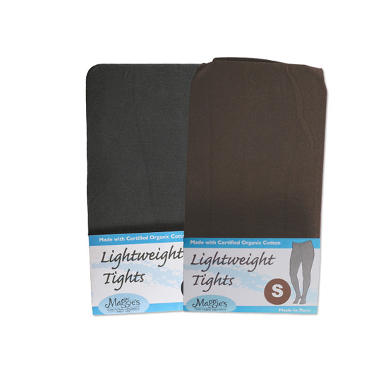 Organic Cotton Lightweight Tights - Clearance